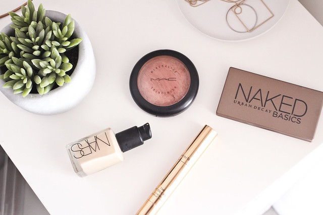 makeup stash rediscoveries