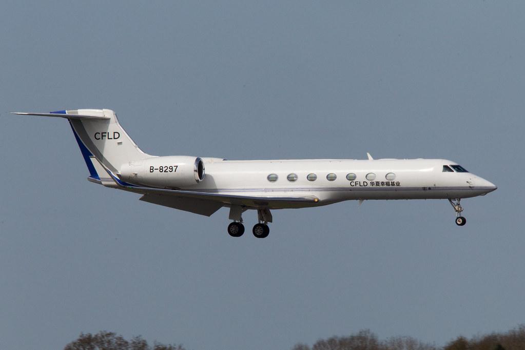 B-8297 - GLF5 - Botir-Avia