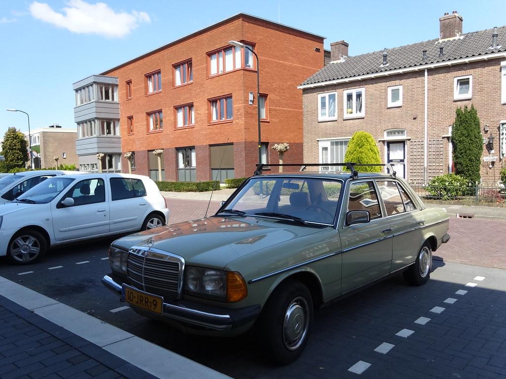 Mercedes Benz 200 D 1983 / 2009 Apeldoorn