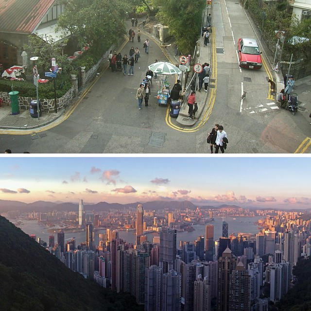 Hong Kong's Hidden Gems Hiking Victoria Peak in Hong Kong