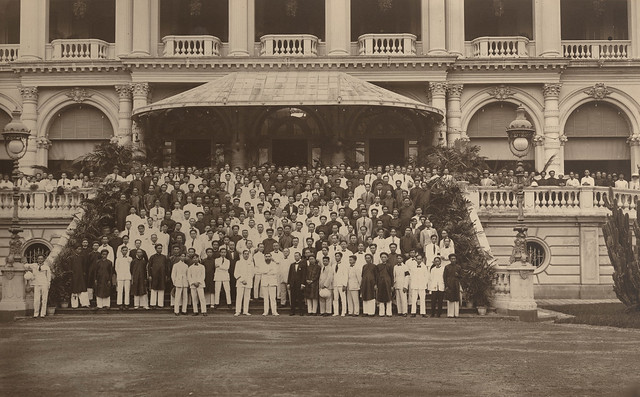 Toàn quyền Alexandre Varenne tại Saigon - Dinh Norodom