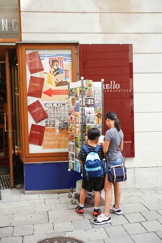 kids buying