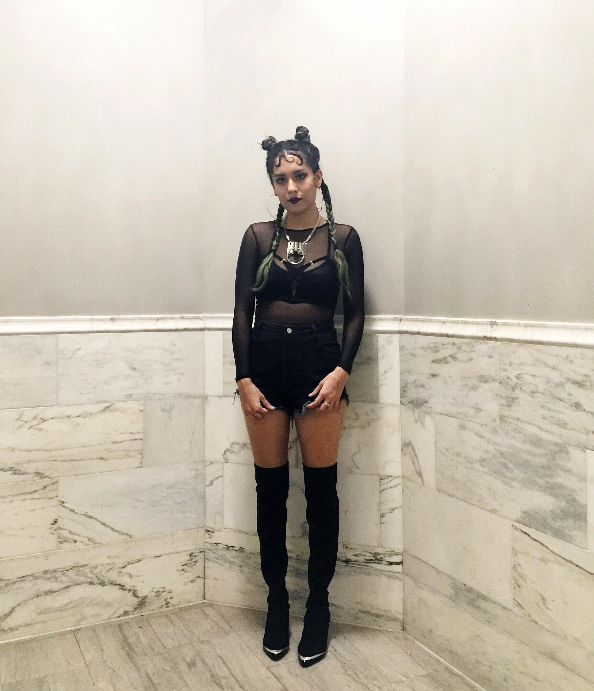 FKA Twigs Halloween Costume