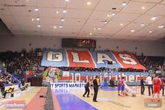 Steaua-Dinamo, baschet, atmosfera