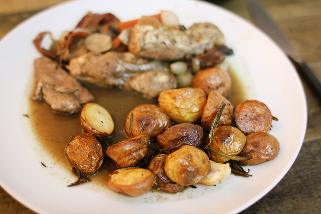 Coq Au Vin Recipe