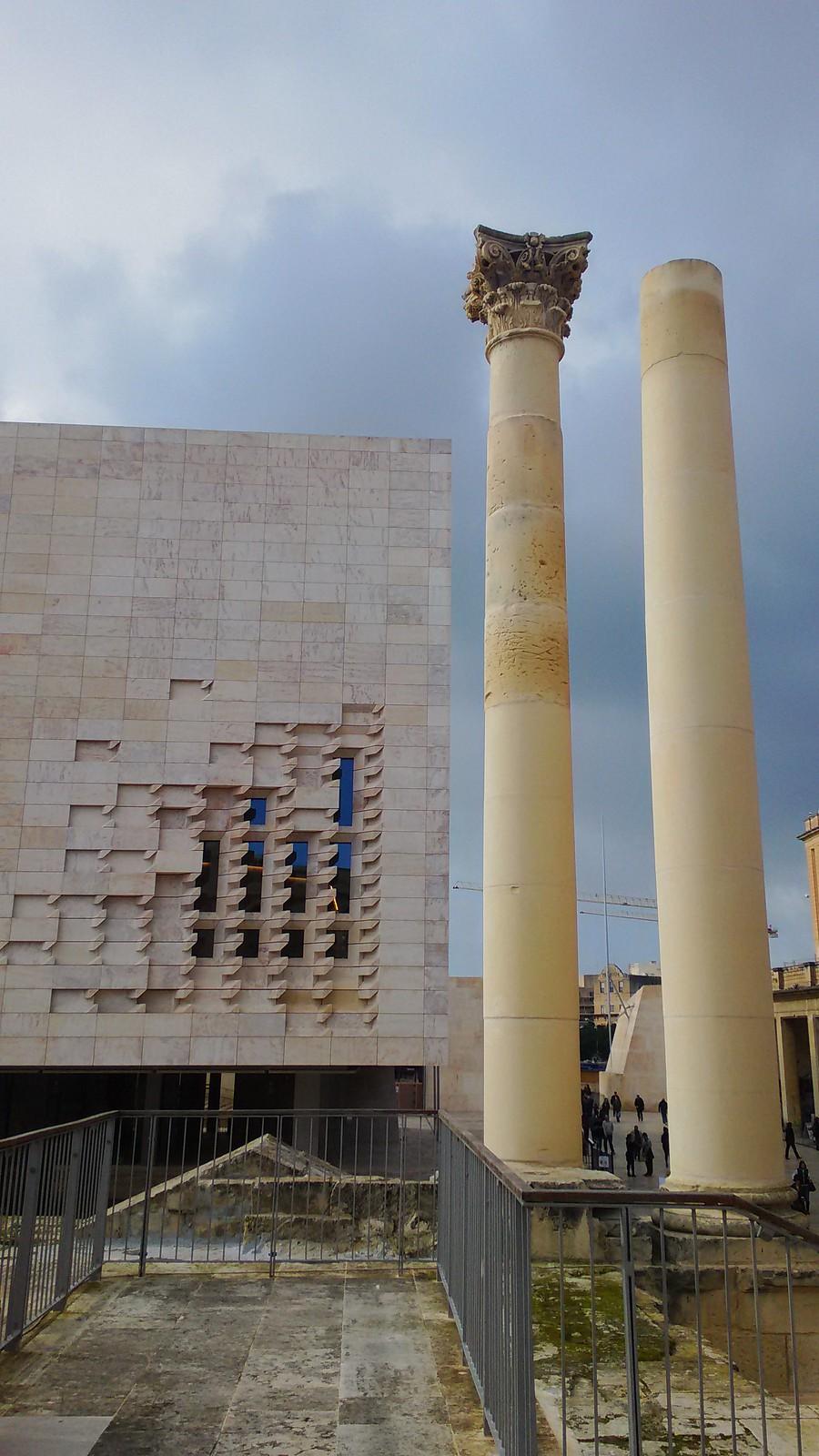 Nuovo Parlamento a Malta