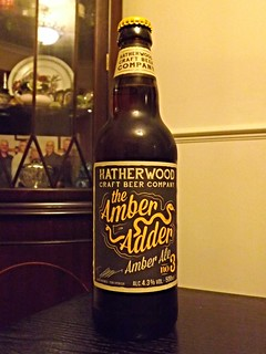 Hatherwood (Lidl), The Amber Adder no3, England