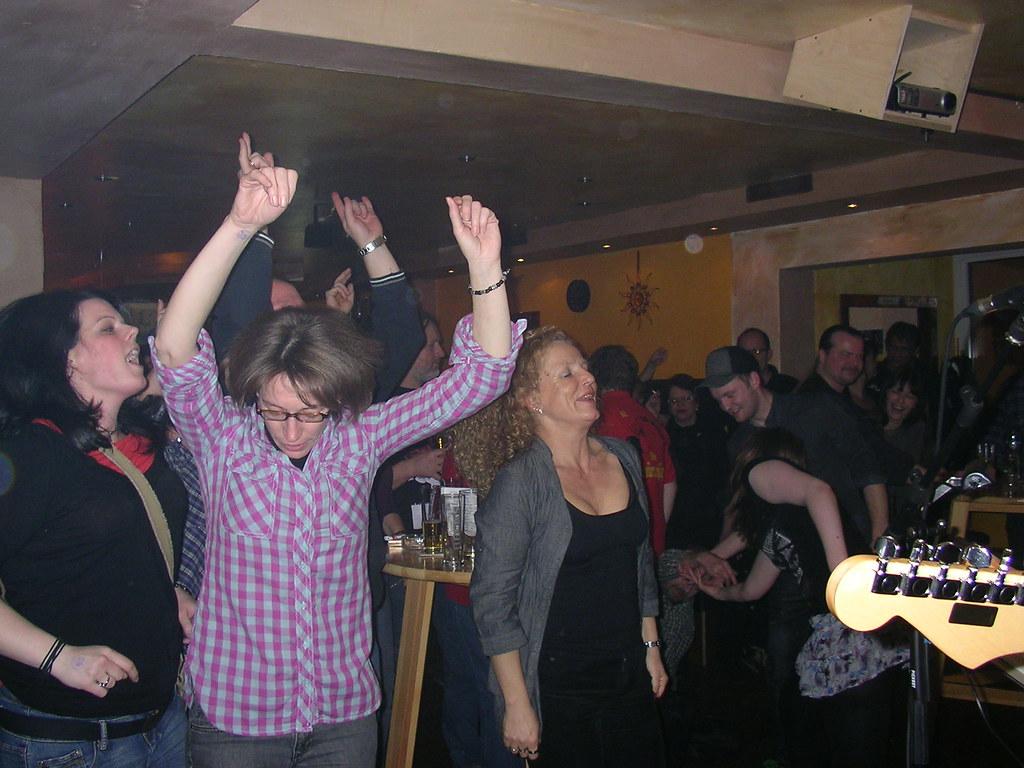 Auftritt 2011-01-22 Sonsbeck Lion's Lounge