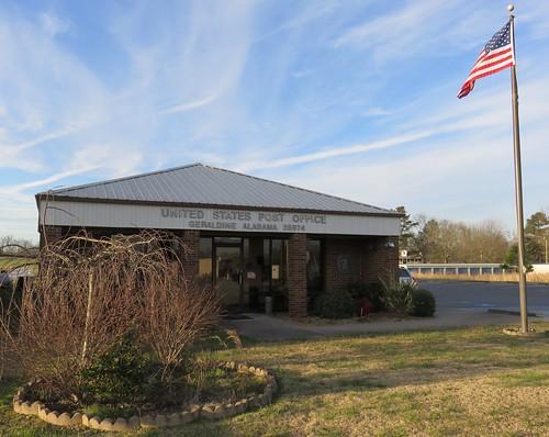 Post Office 35974 (Geraldine, Alabama)