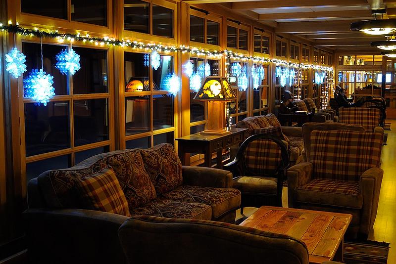 DSCN0710 Old Faithful Snow Lodge, Yellowstone National Park