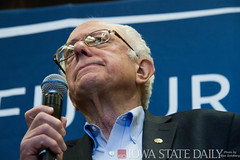 Bernie Sanders. Foto: Max Goldberg  (CC BY 2.0)