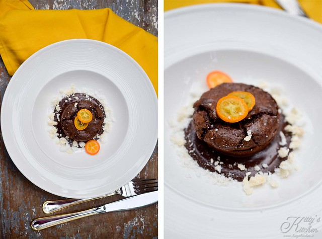 caprese alle nocciole, cioccolato, kumquat e meringhe2