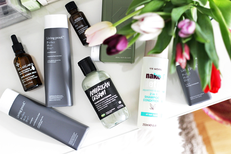 Sulfate And Silicone Free Hair Product Routine