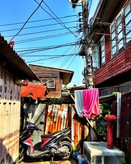around the #moobaan #bangkok