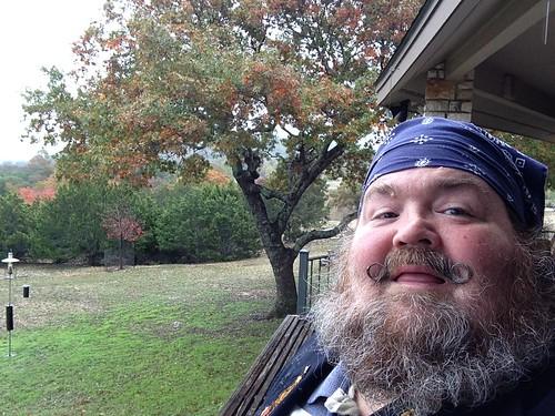 beard selfie handlebarmoustache paulmcrae ingramtexas chitalridge
