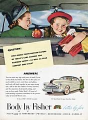 1947 Buick Model 51 Super Sedan, Body by Fisher