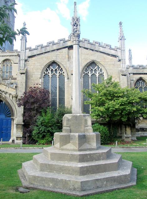 Oakham War Memorial 2