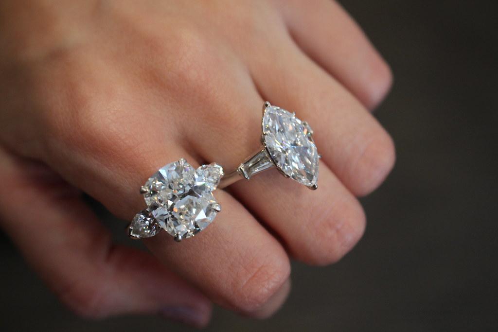 Wedding Rings San Francisco 49 Great  Mint Gem Gossip