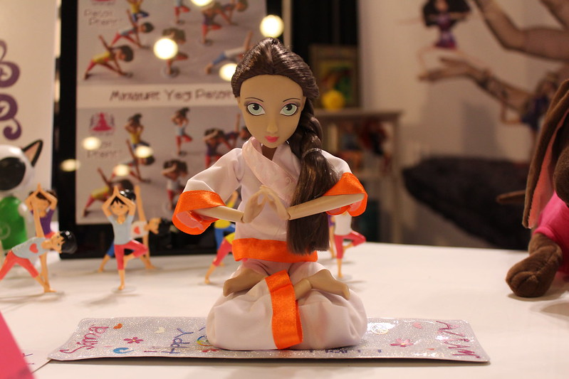 NYTF16- AZIAM Girlz (Yoga doll)