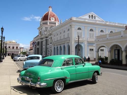 Cienfuegos: el Palacio de Gobierno
