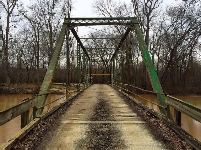 Appomattox steel bridge