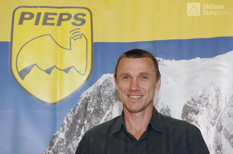 Markus Eck, alias Mr. Pieps