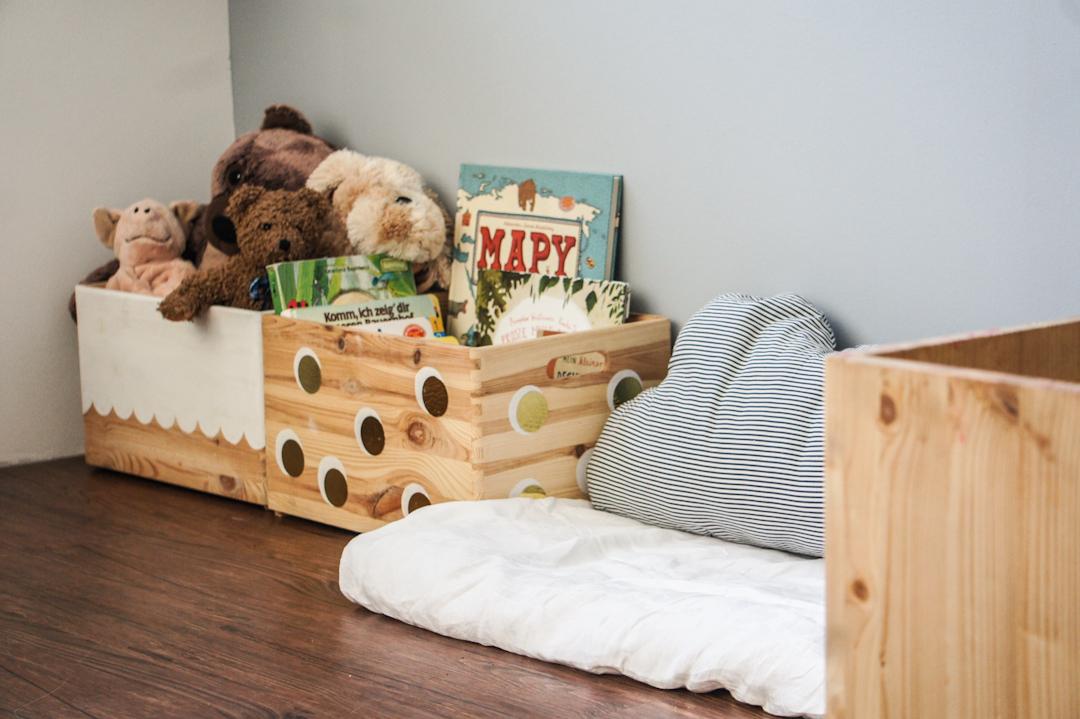 Jak zachować porządek w pokoju dziecka