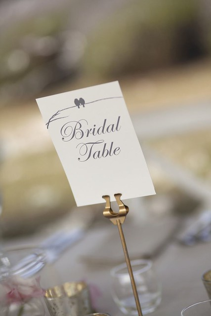 wedding table name for an outdoor rustic wedding | Photo by Blumenthal Photography | Read this real wedding on I take you - UK wedding blog