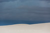 Storm Clouds over White Sands National Monument