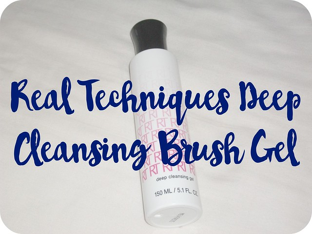 RT Brush Cleanser