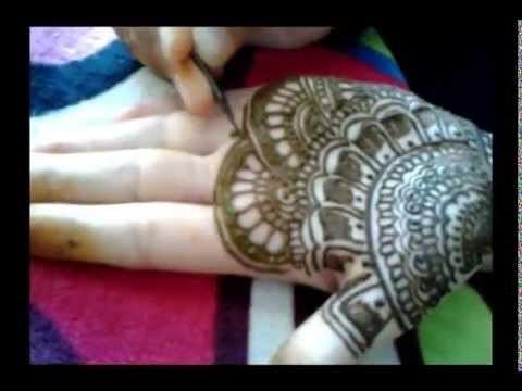 Latest Arabic Mehndi Very Simple Bridal Henna Mehandi For Diwali