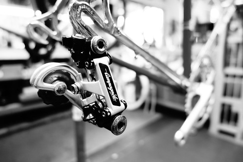 Merckx Build Campagnolo SR