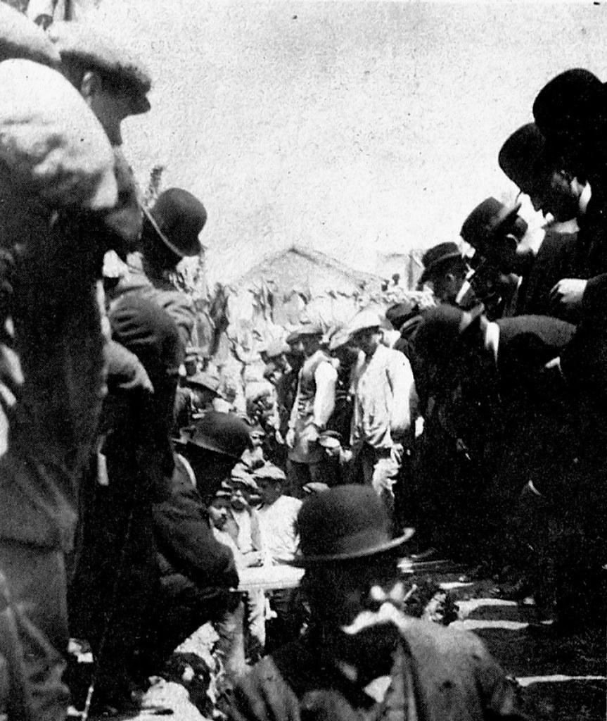2-instalación de el alcantarillado 20 mayo 1909 en albacete