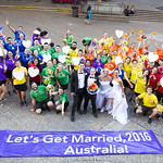 City of Sydney parade participants