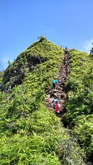 Third and Final Climb