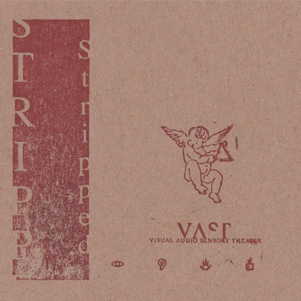 Vast - Stripped Red