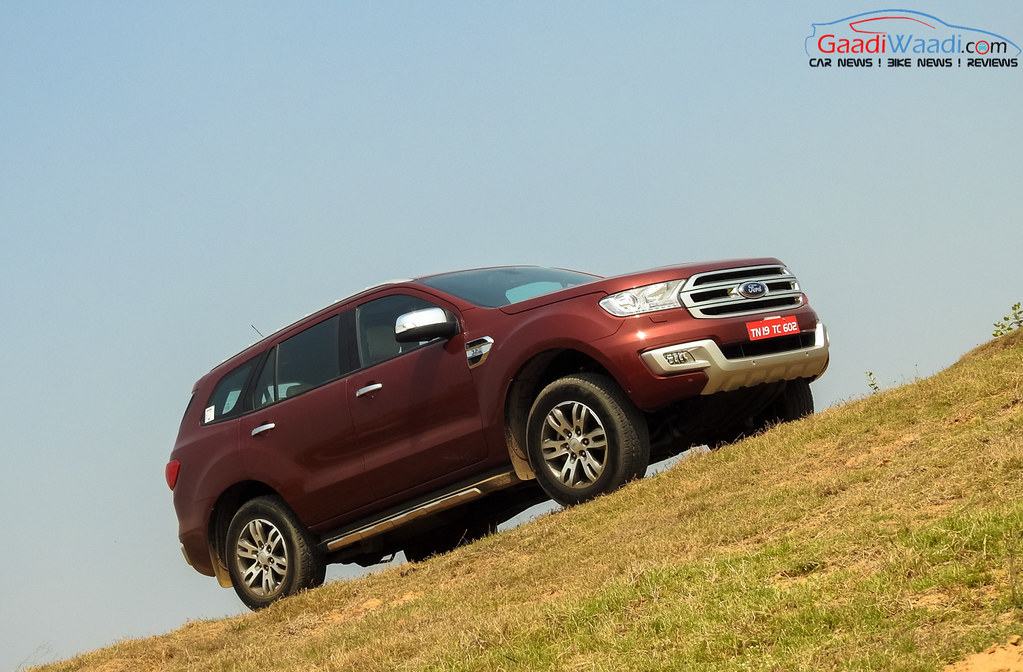 2016 ford endeavour 3.2 Review