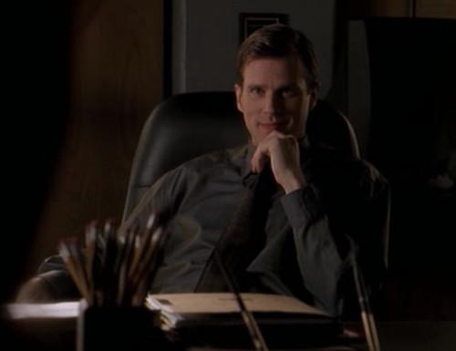 The X-Files - Brad Follmer