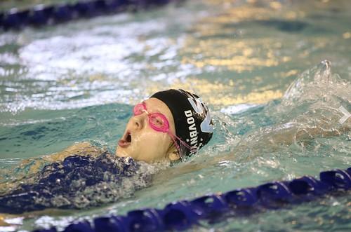 Alisa Dovbnya 5G attended NJ YMCA State Championship