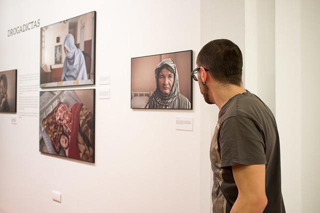 Exposición Afganas
