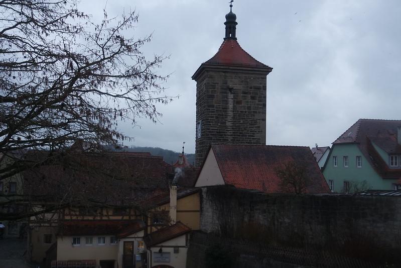 Rothenburgo desde la muralla