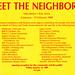 Meet The Neighbors 1989