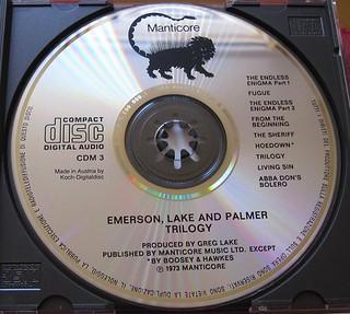 Guía audiófila: Emerson, Lake & Palmer 25667307650_6d2177b36b_n