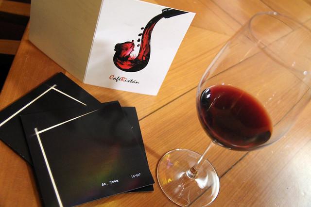 70' 00'' - PRESENTACIÓN DEL NUEVO CD DE AC TRON (AKA RAFAEL HERNÁNDEZ) EN EL CAFÉ RISTÁN DEL HOTEL QUINDÓS - LEÓN 4.3.16