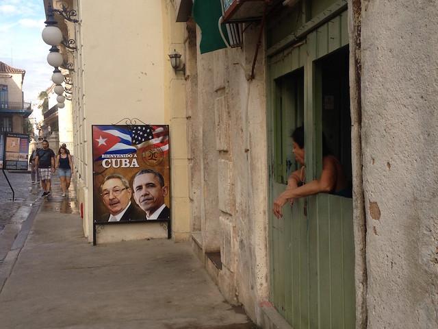 #Cuba Después de tantas consignas antiimperialistas... el gobierno #cubano se desdice #Obam aCuba