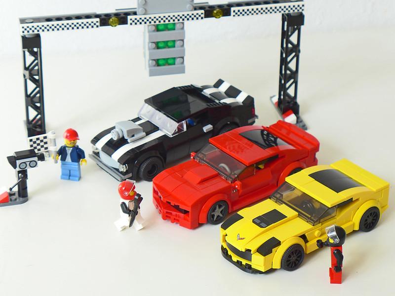 Speed Champions Alternates Lego Town Eurobricks Forums