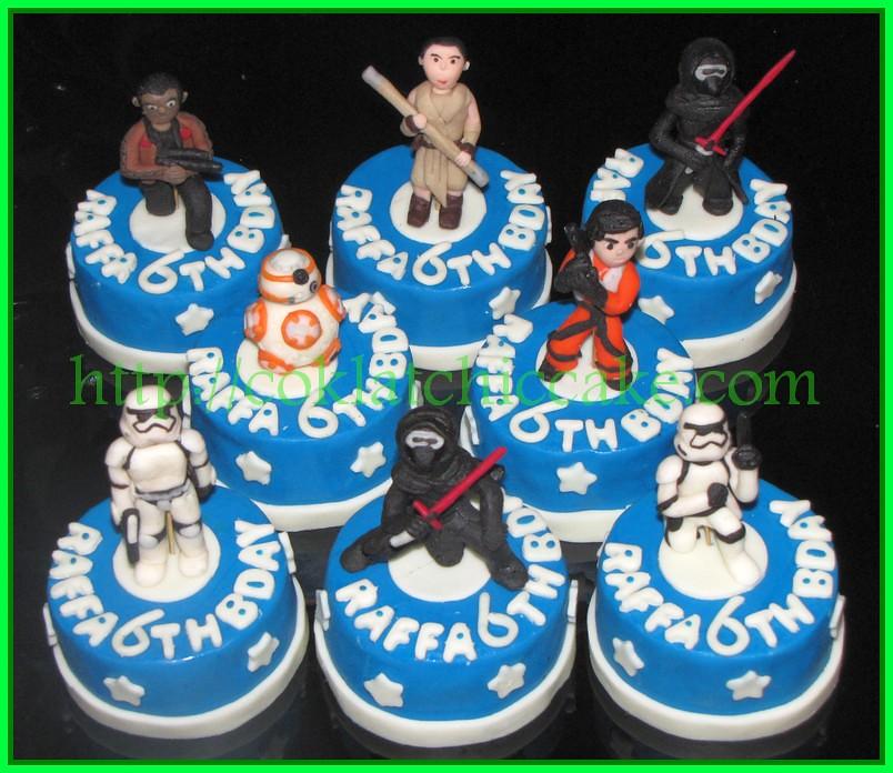 Minicake Star Wars