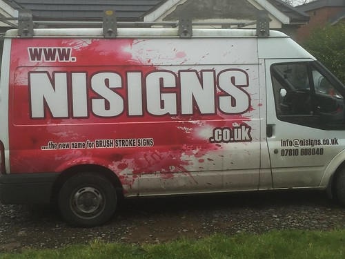 NI Signs Vehicle Graphics