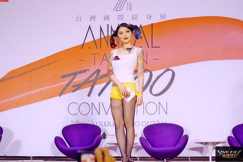 20160415 2016台灣國際紋身藝術展 刺青展
