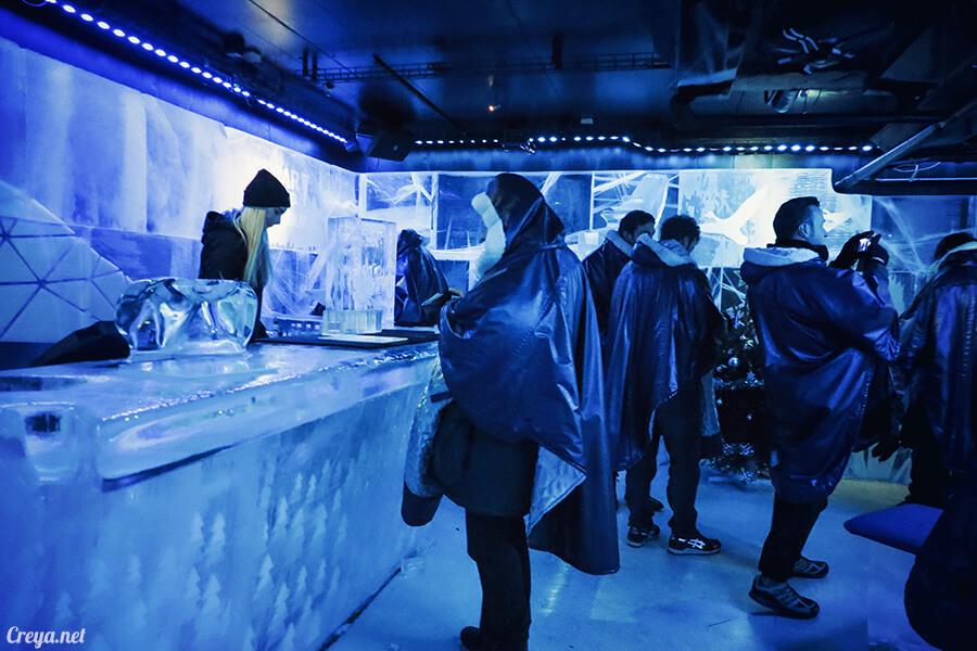 2016.03.24 ▐ 看我歐行腿 ▐ 斯德哥爾摩的 ICEBAR 冰造酒吧,奇妙緣份與萍水相逢的台灣鄉親破冰共飲 01.jpg